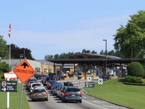 US/Canada Border Crossing