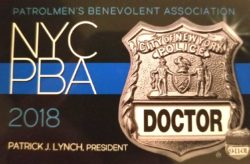 NYC PBA Card