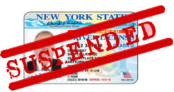 NY Suspended License