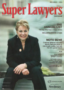 Super Lawyers 2014 Magazine Cover