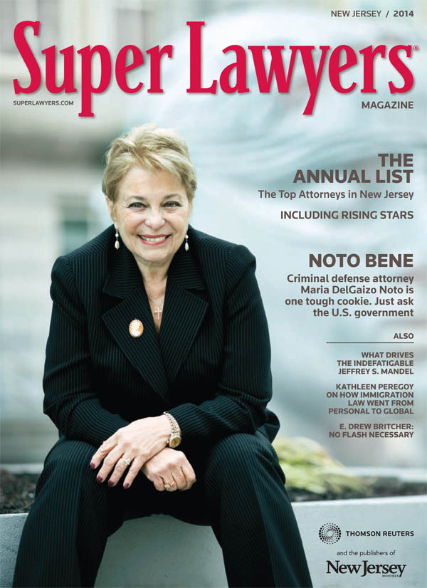 NJ Super Lawyers 2014