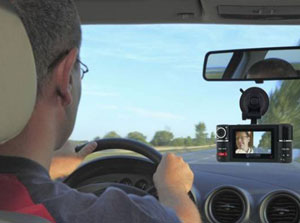 2-way dash cam