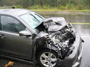 Texting While Driving Car Accident