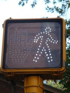 Pedestrian Right of Way NYC