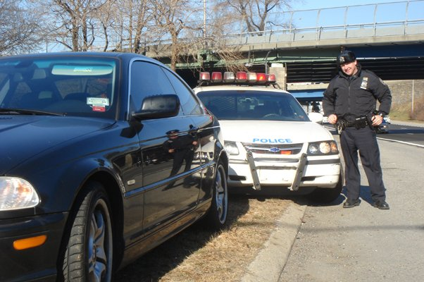 Speeding enforcement not a top priority in buffalo for Nj motor vehicle tickets