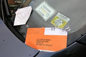 NYC Parking Violations