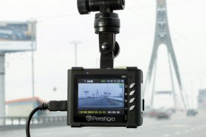 A dash cam can help you fight a traffic ticket