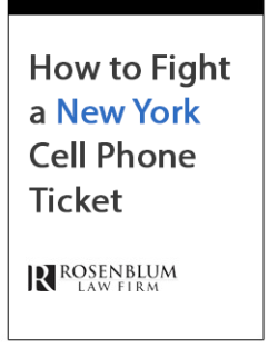 cell phone ticket ebook