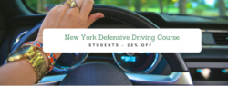 student discount on defensive driving course