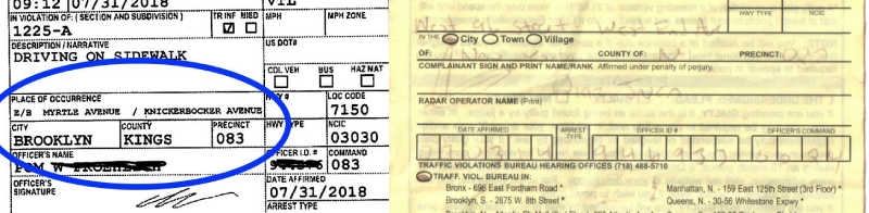 How to Plead Not Guilty to a NYC Traffic Ticket | Rosenblum Law
