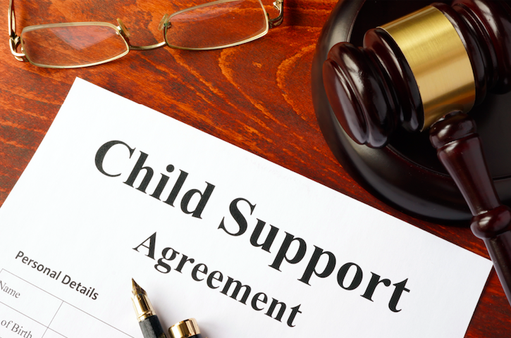 failing to pay child support