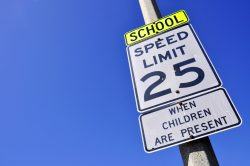 nyc school zone speeding