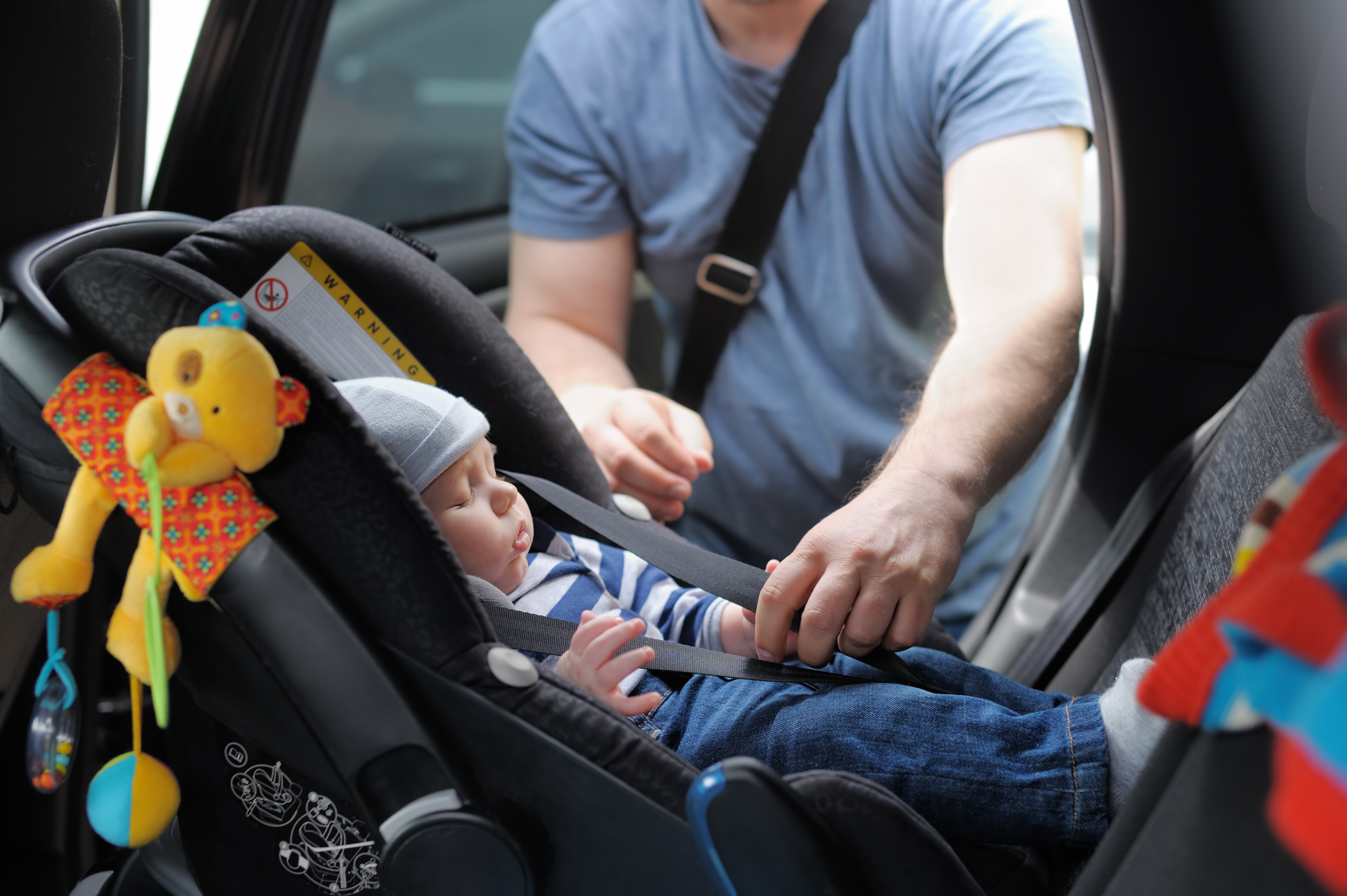 Child Seat Belt Law