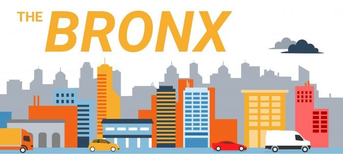 the bronx hero image of the city